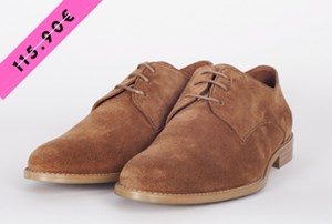 DERBIES JEANNOT CAMEL 45
