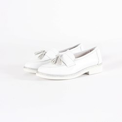 EXCLUSIVITE MOCASSINS BLANC 0031 37