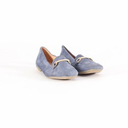 EXCLUSIVITE MOCASSINS BLEU 0033 37