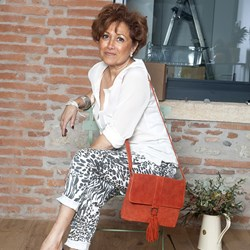 01.SAC ACAPULCO ORANGE PE20