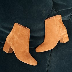 1.BOTTINES CHRISTINE