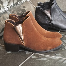 1.BOTTINES ARTHUR MARRON