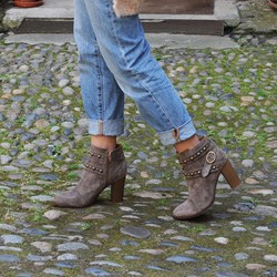 1.BOTTINES LISA