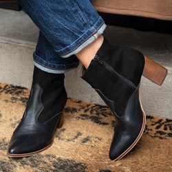 01.BOTTINES LEANA NOIR AH20