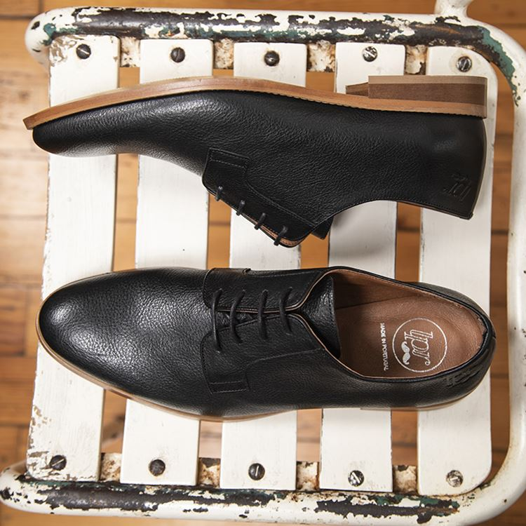 01.DERBIES DIEGO NOIR AH20