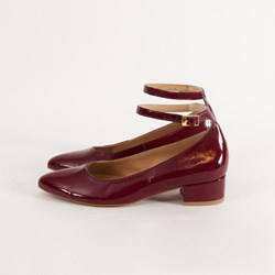 EXCLUSIVITE BALLERINES BORDEAUX 0028 37